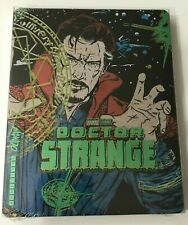 Doctor Strange 4K UHD/Blu-Ray Steelbook Mondo #41 Region Free Marvel New Sealed