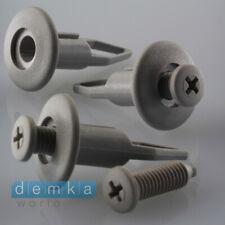 20x Clips de Fixation 9mm Rivet Fileté Extérieur & Intérieur pour Honda Toyota