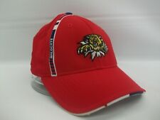 Moncton Wildcats Youth Hat QMJHL Hockey Red Stretch Fit Baseball Cap