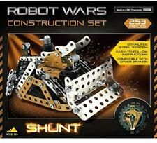 Shunt Robot Wars Construction Set Based on BBC Series 254 Pieces 8+