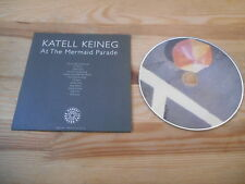 CD Indie Katell Keineg - At The Mermaid Parade (12 Song) Promo HONEST JONS cb