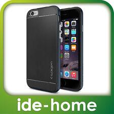 "SPIGEN SGP iPhone 6 / 6S (4.7"") Case Neo Hybrid - Metal Slate"