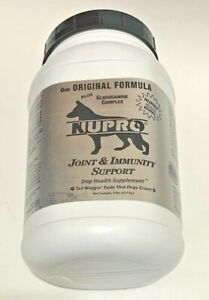 Nupro Joint Immunity Support Dog Health Supplement 5lb Exp 12/2021