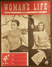 Woman's Life Magazine, Vol. 41 No. 3., August 3, 1957 (170225)