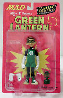 Mad Just-Us League of Stupid Heroes - Alfred E.Neuman as Green Lantern Figure