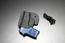 M&P Bodyguard 380 Smith and Wesson Pocket Holster w/ Paracord (no laser)