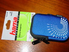 NEU*  *HAMA*  kompakte Kameratasche Fototasche Hülle,  aus Neopren 103627