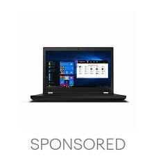 "Lenovo ThinkPad P15 Intel Laptop, 15.6"" FHD IPS  500 nits, i9-10885H"