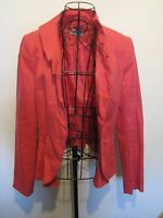 ( NEW WITH TAGS ) A LOVELY STYLISH WOMEN'S  PINK PER UNA JACKET SIZE 12
