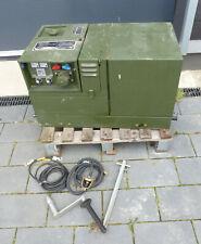 Zeise Generator Hatz Diesel  Stromerzeuger 1,9KW Notstrom Bundeswehr 24V / 28V