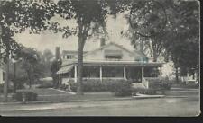 1928 The Krebs Restaurant Skaneateles New York Postcard