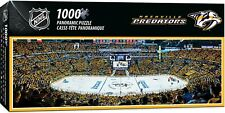 NASHVILLE PREDATORS STADIUM PANORAMIC JIGSAW PUZZLE NHL 1000 PC