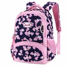 School Backpack For Girls Casual Cartoon Primary School Grade 1-4 Student Backpa