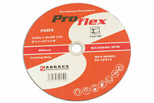 Connect 32070 Abracs 230mm x 1.8mm Extra Thin Discs - Pack 5