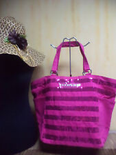 SALE! VS Victoria's Secret Limited Edition Sequined Shopper/Beach Tote