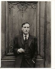 WILLIAM BURROUGHS, Paris c.1959, photo by Brion Gysin