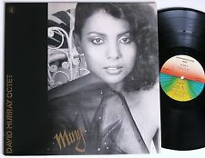 David Murray Octet Ming ORIG BLACK Saint FREE JAZZ LP MINT -