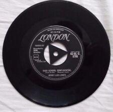 "Jerry Lee Lewis - High School Confidential - Uk Single 7"" Vinyl 1958 - HLS 8780"