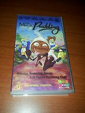 The Magic Pudding - Sam Neill, Hugo Weaving Vhs Video