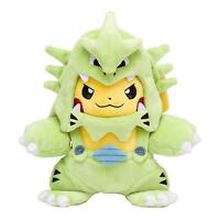 Pokemon Center Original Limited Plush Doll Pikachu Tyranitar Mania JAPAN IMPORT