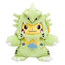 Pokemon Center Original Limited Plush Doll Pikachu Tyranitar Mania JAPAN IMPORT