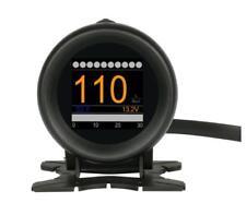 AUTOOL X60 OBD2 METER HUD Digital Temperature Gauge Voltage Speed Water Alarm