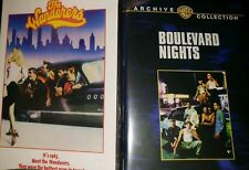 The Wanderers And Boulevard Nights East Coast, West Coast gang Throwback Dvds