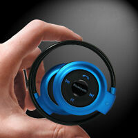 Wireless Bluetooth Headset Headphone SPORT Stereo Earphone For iPhone LG Samsung