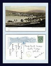 CANADA NOVA SCOTIA WHYCOCOMAGH BRAS D'OR LAKES 1907 MISS M.B. MOSES, LAKE GEORGE