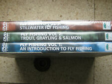 Triple DVD collection Fly Fishing (NEW)