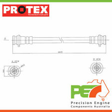 New *PROTEX* Hydraulic Hose - Rear For NISSAN NX B13 2D Coupe FWD.