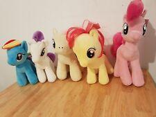 My Little Pony Plush Soft Toy Bundle