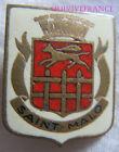 BG7286 - INSIGNE BADGE blason ville de SAINT MALO