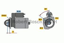 Motor De Arranque - BOSCH 0 986 016 530 ( incl. DEPÓSITO)