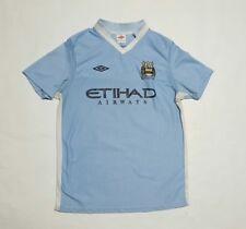 Manchester City Nasri #19 Umbro Home Jersey Shirt ETIHAD