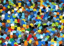 LEGO GRAB BAG LOT OF 100 NEW 1 X 1 DOT BRICKS BUILDING BLOCKS PIECES