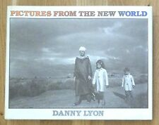 DANNY LYON - PICTURES FROM THE NEW WORLD - 1981 1ST EDITION HARDCOVER W/JACKET