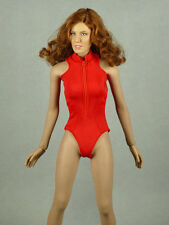 1/6 Scale Phicen, Hot Toys, Kumik, Cy, SMcG Female Sexy Red Scuba Swim Suit