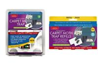 Acana Monitoring Carpet Upholstery Moth Refill Trap Attracts And Traps Moths