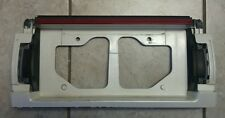 90 91 Lexus ES250 rear license plate finish panel