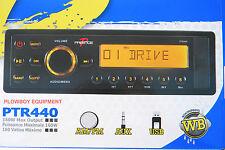 Weather Band RADIO AM FM Fish Ski Boat Ranger Lund Yamaha Suncruiser Tracker +