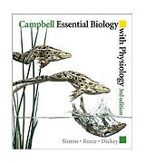 Campbell Essential Biology with Physiology by Neil A. Campbell, Jane B....