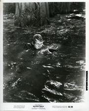 Nevada Smith Steve McQueen firing gun in river original vintage photo 1965