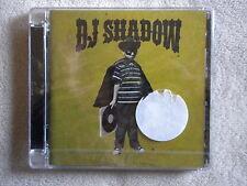 "CD DJ SHADOW ""The outsider"" Neuf et emballé µ"
