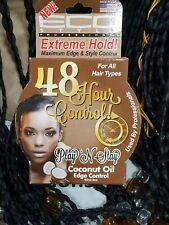 ECO 48 Hour Control Coconut Oil Edge Control