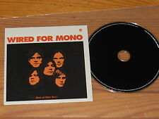 WIRED FOR MONO - OUT OF OUR KEY / 2 TRACK MAXI-CD 2005 MINT! (CARDSLEAVE)
