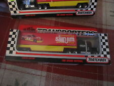 Matchbox Super Star Transporter Slim Jim NEW in package