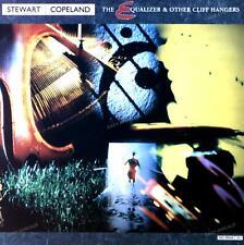 Stewart Copeland - The Equalizer & Other Cliff Hangers LP 1988 (VG+/VG+) '