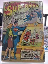 Superman 162- Bag & Boarded