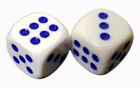 Zauberwürfel, der fast immer auf die 6 fällt - Zaubertrick Scherzartikel Party